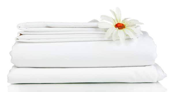 clean sheets comforters