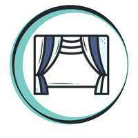 curtain drapes cleaning steam dry clean press service
