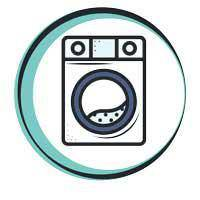 laundry service the hague wassenaar washing clothes icon