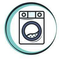 wasmachine was schoonmakmiddel wasmiddel doen wasserette kleren wassen wasmiddel wit kleur
